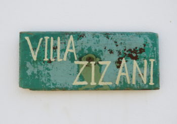 Villa Zizaninaambordje