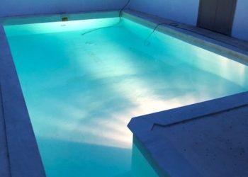 zwembad verlicht 1
